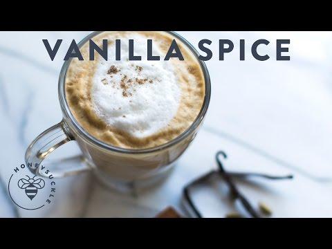 Vanilla Spice Latte - COFFEE BREAK SERIES - HoneysuckleCatering
