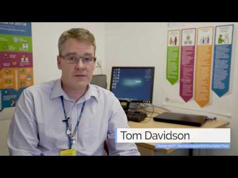 Virtual Smartcard Case Study at Barnsley Hospital NHS FT