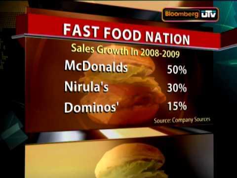 Fast food versus fine dining