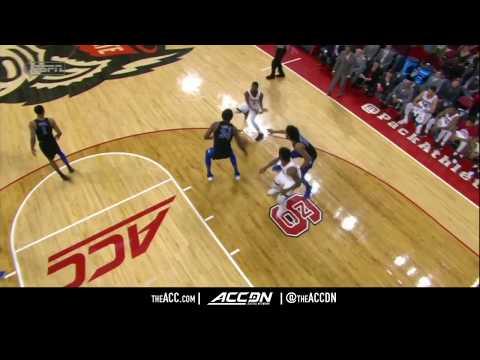 Duke vs North Carolina State College Basketball Condensed Game 2018
