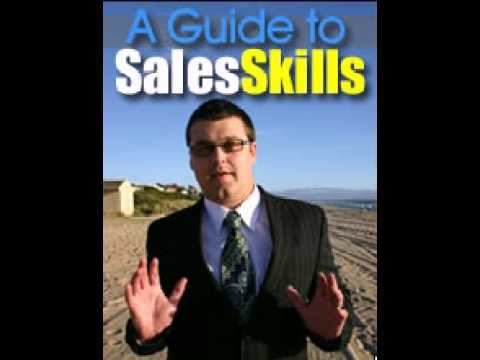 Sales Training:  How  To Improve Your Sales Skills