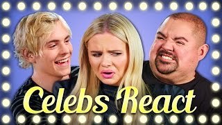 CELEBS REACT TO PIMPLE POPPING VIDEOS (Dr. Pimple Popper)