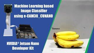 Demo: e-CAM30_HEXCUTX2 - Six 3 4 MP Camera for NVIDIA Jetson