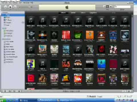 how to burn music from itunes