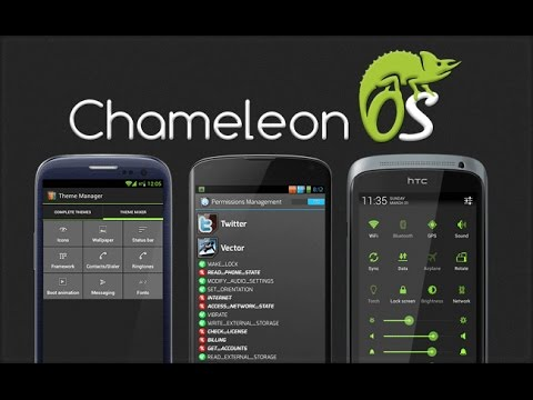 Samsung Galaxy S2 Chameleon (4.1.2 Jelly Bean) ROM