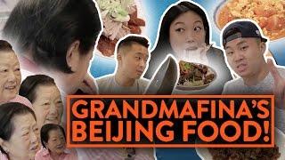 BEIJING FOOD w/ AWKWAFINA & GRANDMOTHER