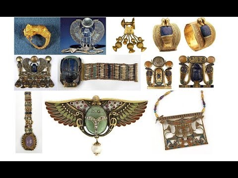 Egyptian Jewellery Facts