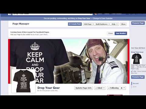 Facebook Fan Page SETUP To Make SALES For Your Shopify / Teespring Store