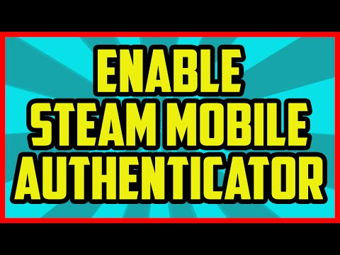 How To Enable Steam Mobile Authenticator 2017 Steam Trading Discount