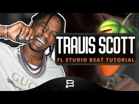 How To Make A Travis Scott Type Beat On FL Studio 12 | Creating a 2018 Trap/ Rap Styled Beat