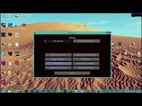 Minecraft | INSTALL DAYZ mod 1.7.2 | Установка DAYZ на майнкрафт 1.7.2 | TheGoldenMinecraft