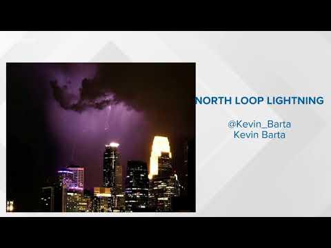 Sven's Shot: North Loop lightning