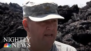 Threat Level Rises As Hawaii Volcano Eruption Is 'Imminent'   NBC Nightly News
