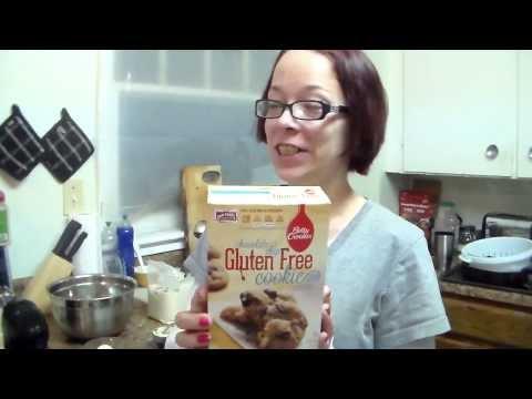 How to make: Betty Crocker Gluten Free chocolate chip cookies