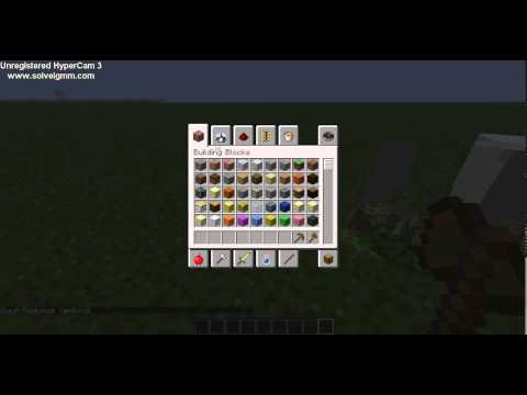 minecraft how to make axe and pickaxe