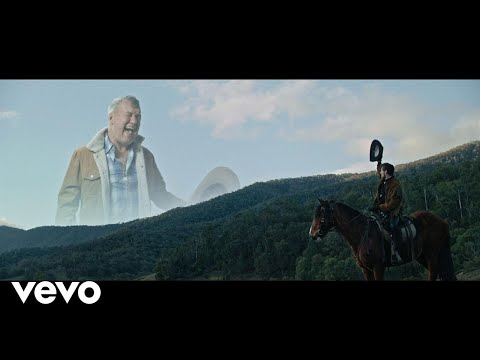 Kirin J Callinan - Big Enough (Official Video) ft. Alex Cameron, Molly Lewis, Jimmy Barnes