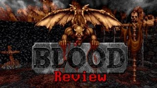LGR - Blood - DOS PC Game Review