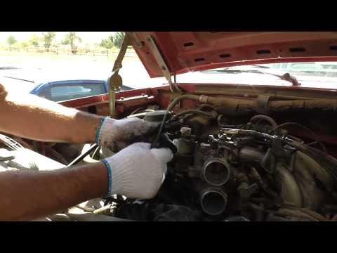 DIY Throttle Position Sensor Change (86-96 V8 Ford Trucks)