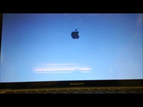 3 Beeps on Macbook Startup when booting from OSX Disc