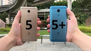 Redmi 5 and Redmi 5 Plus Review!
