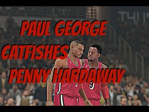 NBA 2k14 XB1 My Team | Paul George Cat Fishes My Point Guard | Never Say Never Epi 7