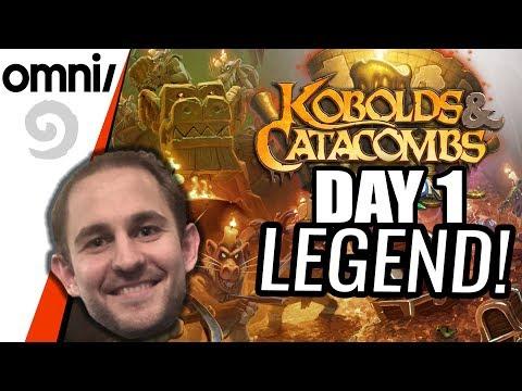 Kobolds & Catacombs Decks To Hit Legend Day 1 w/ Zalae