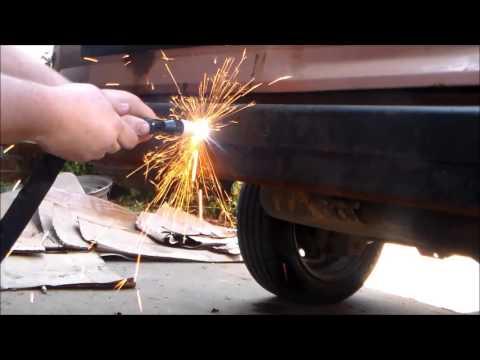 trailer hitch mount part 1