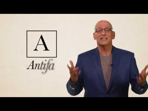 Andrew Klavan's Leftese Dictionary: A is for Antifa