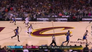 Quarter 1 One Box Video :Cavaliers Vs. Warriors, 6/8/2017