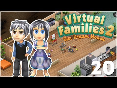 Literally Shaking Out the Hiccups?! • Virtual Families 2 - Episode #20