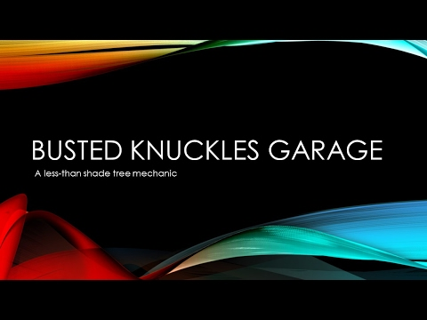 Buick Enclave Oil Change, Cabin and Air Filter Change, Reset Oil Life