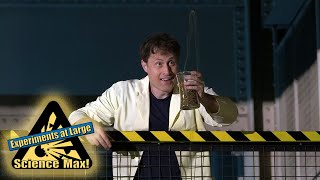 Science Max|CHAIN EXPERIEMENT|Science Experiments