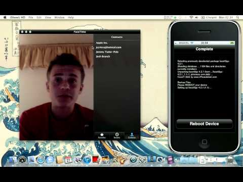 Get FaceTime for the iPhone 3GS!!
