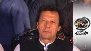 Julian Assange Interviews Imran Khan On His Success In Politics
