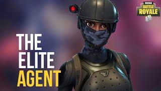 20 47 the elite agent fortnite battle royale - agent d elite fortnite