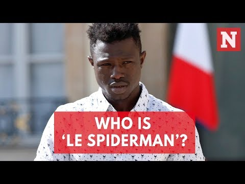 Who Is 'Le Spiderman'? Immigrant Offered French Citizenship After Saving Child's Life