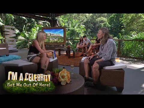 Jimmy Bullard Interview Exclusive | I'm A Celebrity...Get Me Out Of Here!