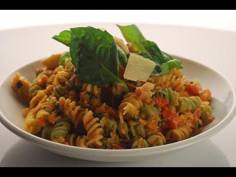 Cheesy Spiral Pasta | Cooksmart | New Season | Sanjeev Kapoor Khazana