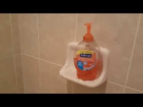 SHOWER CLEANING SECRET - Keep a Shower Clean for months no scrubbing no soap scum