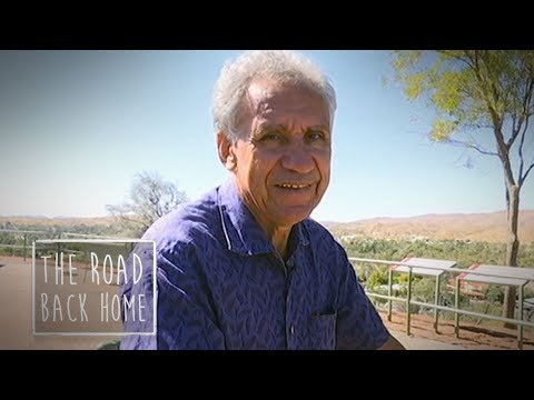 The Road Back Home - Charlie King: Alice Springs, NT