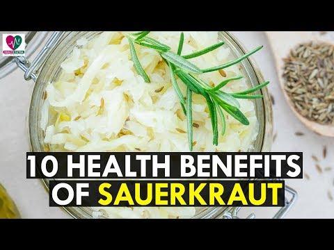10 Impressive Health Benefits of Sauerkraut