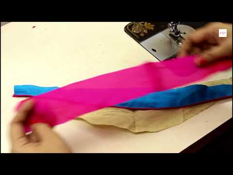 Designer Sleeve Cutting And Stitching, Easy Sleeve Design Cutting And Stitching