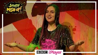 The Dumping Ground's Kia Pegg gets SLIMED! | Saturday Mash-Up! | CBBC