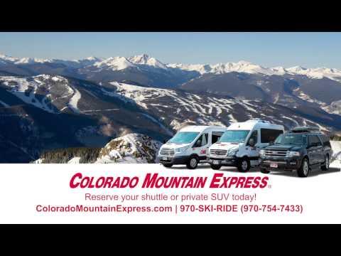 CME Colorado Mountain Express Airport Shuttle Service