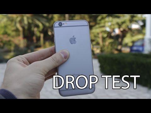 iPhone 6 Drop Test: quanto resiste alle cadute?