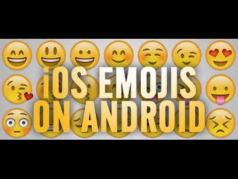 IOS Emojis on Android~ No root required~100% working