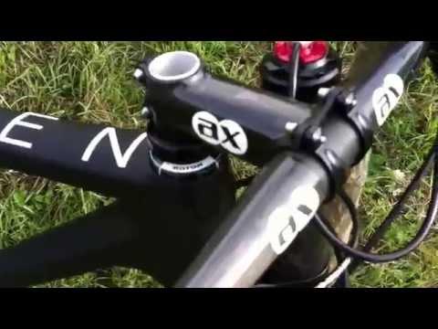 Dviračių parduotuvės bike PRO apžvalga: lengviausias kalnų 29er dviratis pasaulyje OPEN Ora 1.0