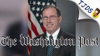 Washington Post Gives Editorial Page To CIA Warmonger