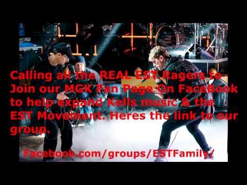 Machine Gun Kelly - MGK FB Page - MGK 27 Music Video - Bad Mother Fucker Music Video - KellyVision