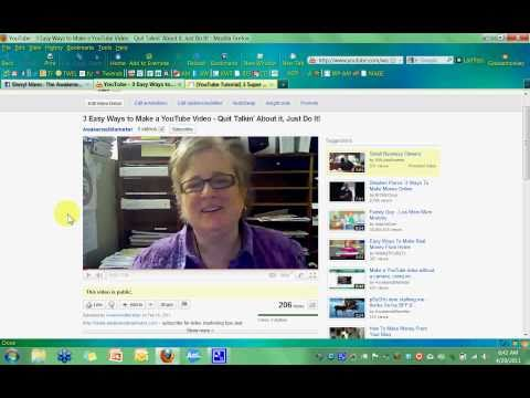 Facebook Tip   How to Add a CLICKABLE Fan Page LINK to the Top of Your Facebook Profile